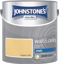 Johnstones English Trifle Coloured Emulsion